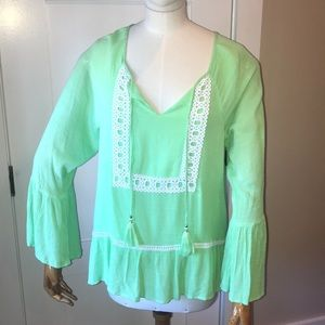 Lilly Pulitzer Blouse-S